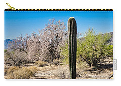 On The Ironwood Trail Carry-all Pouch