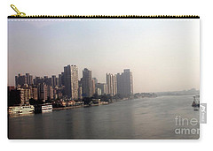 On The Nile River Carry-all Pouch by Jason Sentuf
