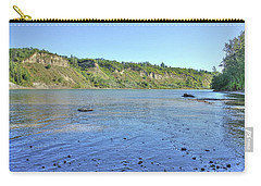 On The North Saskatchewan River Carry-all Pouch