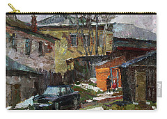 On The Outskirts Of Borovsk Carry-all Pouch