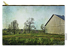 Carry-all Pouch featuring the photograph On The Road Again - Ml03 by Aimelle