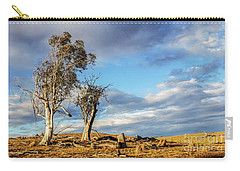On The Road To Cooma Carry-all Pouch