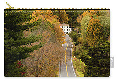 On The Road To New Paltz Carry-all Pouch