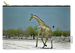 On The Run Again Carry-all Pouch by Ernie Echols