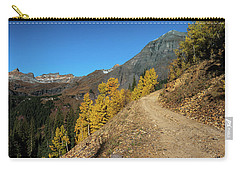 On The Way To Clear Lake In Co - 0056 Carry-all Pouch