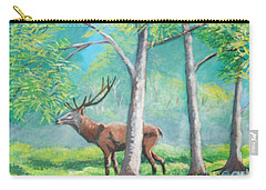 On The Wild Carry-all Pouch