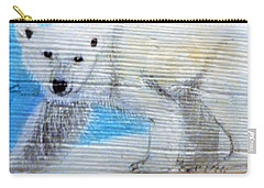 On Thin Ice Carry-all Pouch