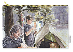 On Tulequoia Shore Carry-all Pouch