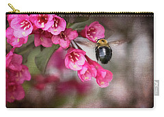On Wine And Roses Weigela - 2 Carry-all Pouch