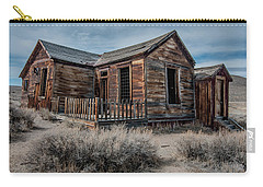 Once A Home Carry-all Pouch by Ralph Vazquez