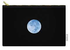 Once In A Blue Moon Carry-all Pouch