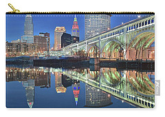 Carry-all Pouch featuring the photograph Once In A Lifetime by Frozen in Time Fine Art Photography