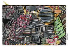Once Upon A Time Carry-all Pouch by Sandra Church