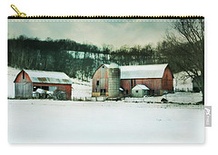 Once Was Special Carry-all Pouch by Julie Hamilton