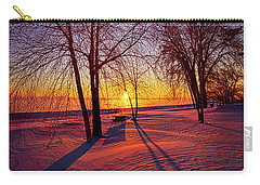 Carry-all Pouch featuring the photograph One Day Closer by Phil Koch