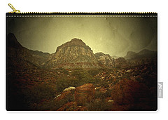 Carry-all Pouch featuring the photograph One Day by Mark Ross