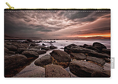 Carry-all Pouch featuring the photograph One Final Moment by Jorge Maia