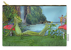 One Fine Day Carry-all Pouch by Betsy Knapp