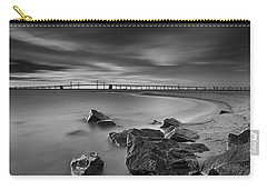 Carry-all Pouch featuring the photograph One For The Road by Edward Kreis