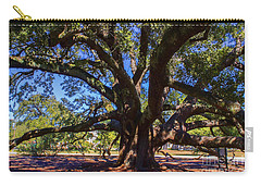 One Friendship Tree Carry-all Pouch