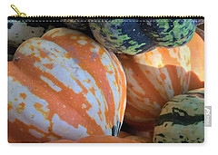 One Good Gourd Deserves Another Carry-all Pouch by Patricia E Sundik