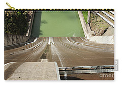 Carry-all Pouch featuring the photograph One Heckuva Waterslide by Carol Lynn Coronios
