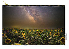 Carry-all Pouch featuring the photograph One In A Million  by Aaron J Groen