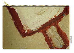 Carry-all Pouch featuring the painting One Lamp by Shea Holliman