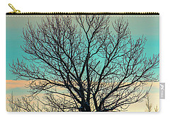 Carry-all Pouch featuring the photograph One by Nina Stavlund
