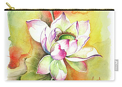 Carry-all Pouch featuring the painting One Sunny Day by Anna Ewa Miarczynska