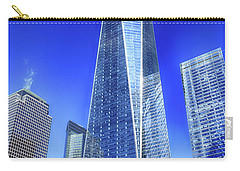 Standing Tall Carry-all Pouch by Dyle Warren