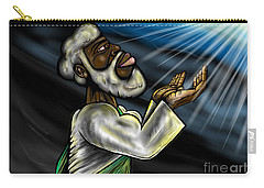 Oneness Of Christ And The Father Carry-all Pouch