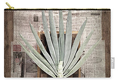 Carry-all Pouch featuring the photograph Onion by Linda Lees