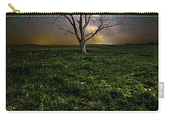 Carry-all Pouch featuring the photograph Only by Aaron J Groen