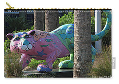 Carry-all Pouch featuring the photograph Only At The Beach by Greg Patzer
