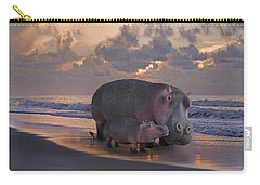 Only On Topsail The Best Kept Secret Carry-all Pouch