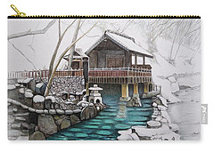 Onsen Carry-all Pouch