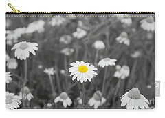 Carry-all Pouch featuring the photograph Oopsy Daisy by Benanne Stiens