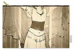 Carry-all Pouch featuring the photograph OPA by Denise Fulmer