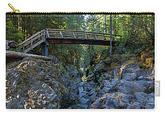 Opal Creek Bridge Carry-all Pouch