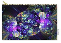 Opal Essence Carry-all Pouch by Lea Wiggins