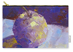 Opal In Lavender Carry-all Pouch