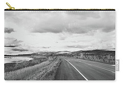 Open Road To Your Dreams Carry-all Pouch by Joe Burns