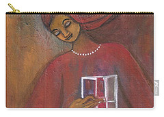 Open The Windows To Your Soul Carry-all Pouch