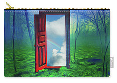 Opening Doors Carry-all Pouch