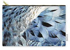 Blue Limpkin Carry-all Pouch