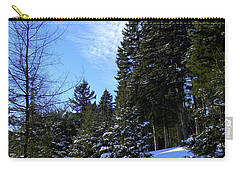 Carry-all Pouch featuring the photograph Optimistic  by Elfriede Fulda