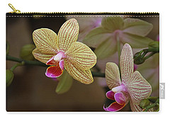 Opulent Orchids Carry-all Pouch