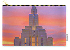 Oquirrh Mountain Temple IIi Carry-all Pouch