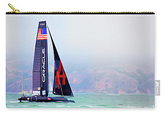 Oracles Usa  America's Cup Paint  Carry-all Pouch